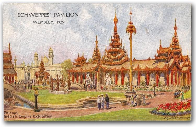 03 Burma Pav Wembley Schweppes