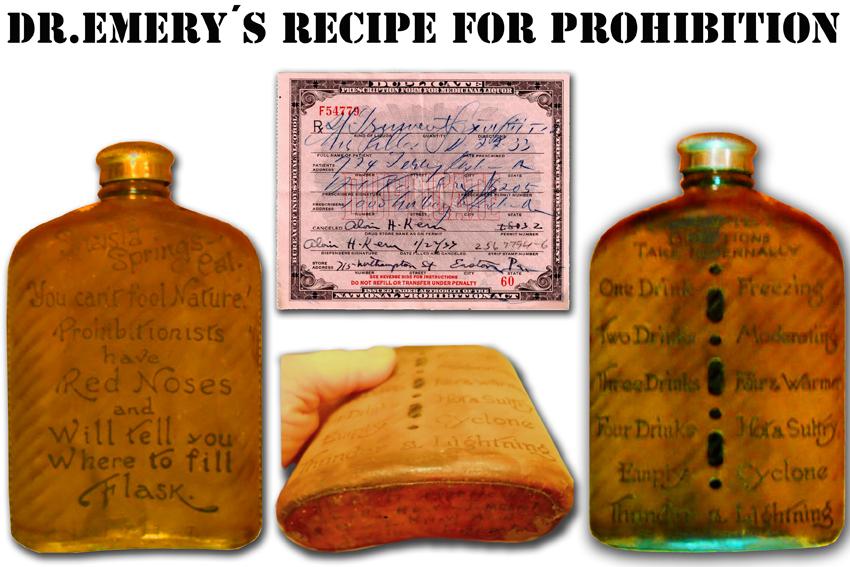 09 Schweppes Dr.Emerys Flask