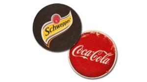 13 Coke Schweppes