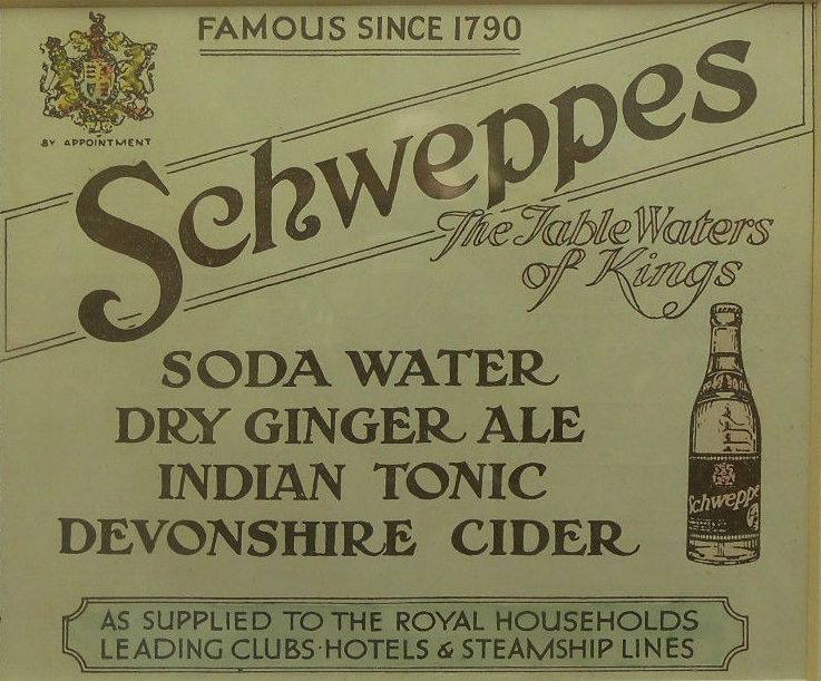 schweppes added value