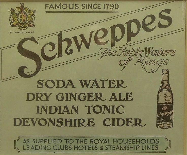 schweppes added value