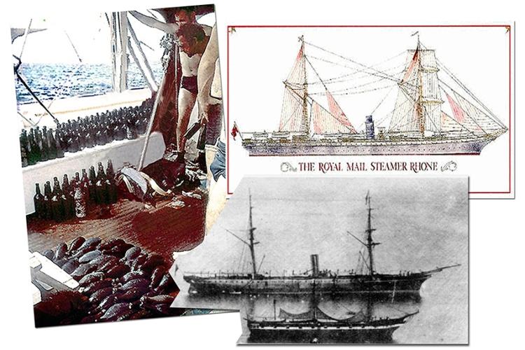 15 Schweppes RMS RHONE
