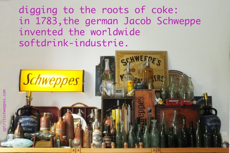 display spiritschweppes